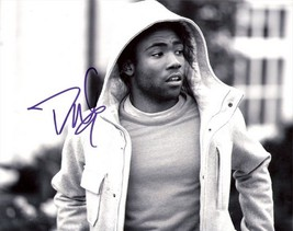 Donald Glover Signed Poster Photo 8X10 Rp Autographed Childish Gambino - $19.99