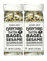 Trader Joe's Spices Everything but the Bagel Sesame Seasoning Blend (lot of 2) - $16.78