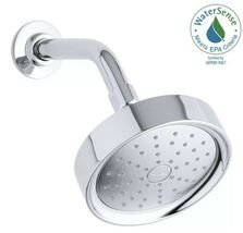 Kohler purist 939-G-CP showerhead chrome polish BRAND NEW - $44.95