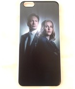 The X-Files Mulder and Scully Hard Plastic Case For iPhone6 6s  Plus New! - $7.91