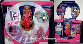 1997 Vintage BARBIE Doll TALK WITH ME with Playset Computer CD-ROM NEW - $14.85