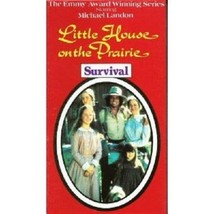 Little House On The Prairie, Survival [ VHS Tape ] [1975] - $9.64
