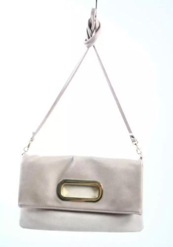 Aldo Nude & Blush Faux leather Convertible Crossbody Bag Purse