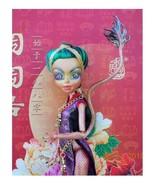 Monster High Repaint Dragon, Painted Dragon Doll, Full OOAK Repaint, Cus... - $65.00