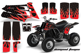 ATV Graphics Kit Quad Decal Sticker Wrap For Yamaha Banshee 350 87-05 DF... - $168.25