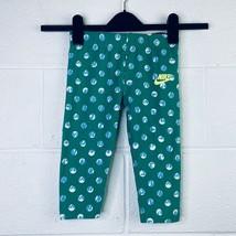 Nike Girl's 6X Pants Green Polka Dot Stretch 36B847-E5D NWT $30 M13 - $19.99