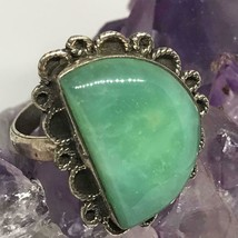 Sterling Silver Ring Size 9.25 Vintage - $54.44