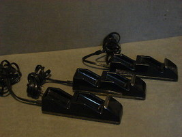 Xbox 360: Lot of 3 Nyko Charge Base Dock Station 86074-A50 - $18.00