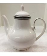 Royal Doulton Sarabande Coffee Pot with Lid - $179.00