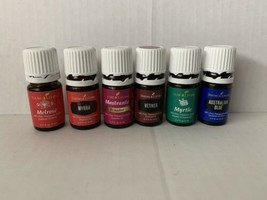 Young Living Essential Oils 5ml Lot - $77.39