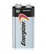 Energizer 9-Volt Alkaline Battery - GEV-522