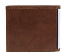 Tommy Hilfiger Men's Leather Credit Card Id Traveler Rfid Wallet 31TL240004 image 14
