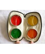 Genuine Chrome Rim:Nikon 52mm Y52 Yellow, O56 Orange, R60 Red, X1 Green ... - $88.65