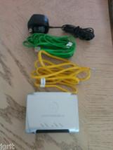 Motorola 2201 DSL ATT Modem High Speed ethernet internet AT&T model w/EXTRAS - $34.60
