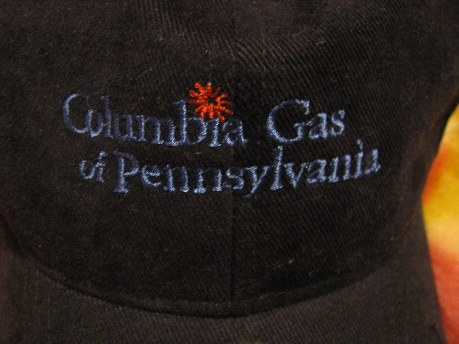 VTG Baseball Cap Columbia Gas of Pennsylvania trucker hat