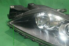 07-09 Mazda CX-7 CX7 Halogen Headlight Driver Left Side LH - POLISHED image 4
