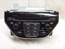 2013 13 Hyundai Genesis Factory AM FM Radio Cd Mp3 Player 96180-2M117YHG  KP74 - $27.72
