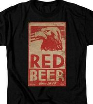 Archer t-shirt Red Beer animated TV comedy sitcom graphic tee TCF629 image 3