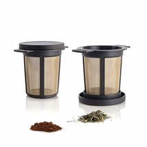 Finum Reusable Stainless Steel Coffee & Tea Infusing Mesh Brewing Basket... - $18.68