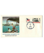 """US 1979 FDC Epic Events in American History """" Natchez Races The Robert E... - €2,80 EUR"""