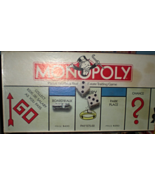 Monopoly Game -Parker Brothers Real Estate Trading Board Game   - $11.50