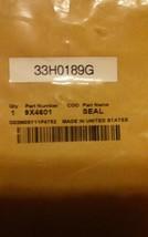 NEW Caterpillar (CAT) 9X4601 SEAL - FREE Shipping image 2