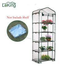Greenhouse Shelf Cover Plant Plastic Home Garden Mosquito Bird Repeller ... - $17.72+