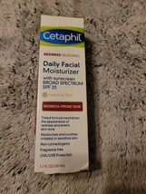NEW Cetaphil Redness Relieving Daily Facial Moisturizer SPF29 1.7oz - $12.82