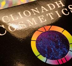 NWT NIB Clionadh Cosmetics JEWELLED MULTICHROME SINGLE PAN *ONE SHADE* Spire image 4