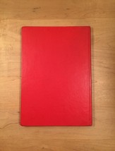 """Vintage """"How the Grinch Stole Christmas"""" red hardcover childrens book image 2"""