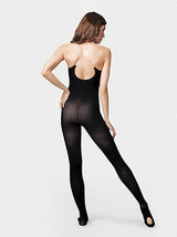 Danskin 8542 Black C/D Adult Convertible Body Tights with Adjustable Str... - $16.82