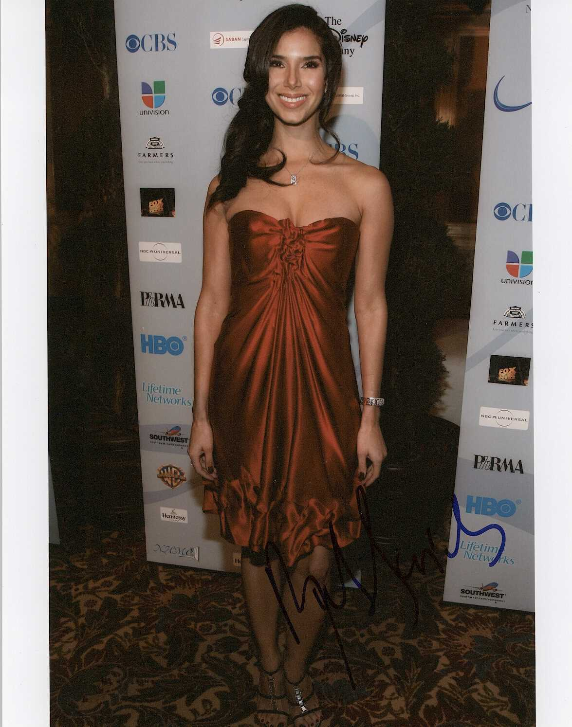 Primary image for Roselyn Sanchez Signed Autographed Glossy 8x10 Photo