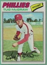 1977 Topps #164 Tug McGraw EX+ - $0.99