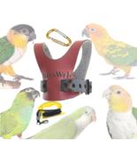 EZ Quaker Parrot Harness & 6 Foot Leash - £20.14 GBP