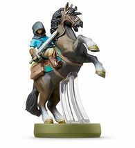 *amiibo link (riding) [Breath Of The Wild (The Legend of Zelda series) - $29.62