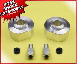 "2"" Front Lift Kit Sil Billet Spacer + Stud Extenders for 91-94 Ford Expl... - $57.90"