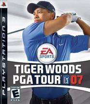 Tiger Woods Pga Tour 07 - Playstation 3 [PlayStation 3] - $4.89