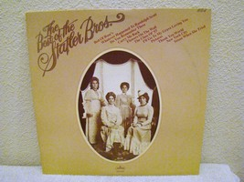 Vintage 1975 The Best of the Statler Bros Vinyl Album, Collectible Record - $4.49