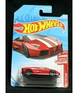 Hot Wheels Lamborghini Revention Roadster Red Edition 2/12 18/250 - $3.95