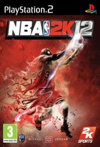 NBA 2K12 Playstation 2 PS2  Complete CIB - $26.67