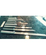 Rada condiment carving fork icing spatula peeler bagel slicer paring bre... - $50.84