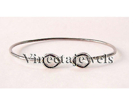 New Arrival Victorian Inspired 0.28Ctw Rose Cut Diamond Silver Bracelet ... - $245.41