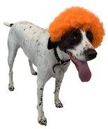 Orange Pet Afro Wig HP-020 - $13.85+