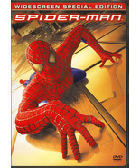 Spider-Man Widescreen Special Edition DVD - $3.99