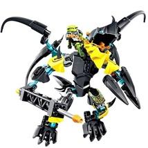 Hero Factory 44020 FLYER Beast vs. BREEZ figures Building Toy Minifugres Gift - $24.99+