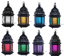 Glass Moroccan Lanterns (Brand New) - $24.95+