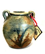 Westville Pottery Hand Crafted Lumpkin Georgia Stephen Hawks 6 inches Tall - $88.11