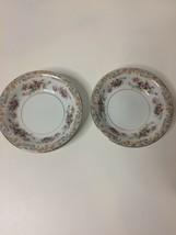 """Noritake China SOMERSET #5317 Japan Set of 6 Berry dessert bowl 5.5"""" - $12.28"""