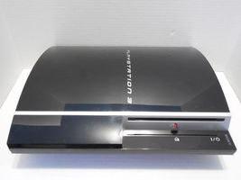 Sony Playstation 3 PS3 CECHK01 For Parts Or Repair As Is 80GB Hard Drive - $29.69
