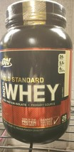 Gold Standard Whey 100% Protein 2 lb Optimum Nutrition  Choose Flavor - $30.85